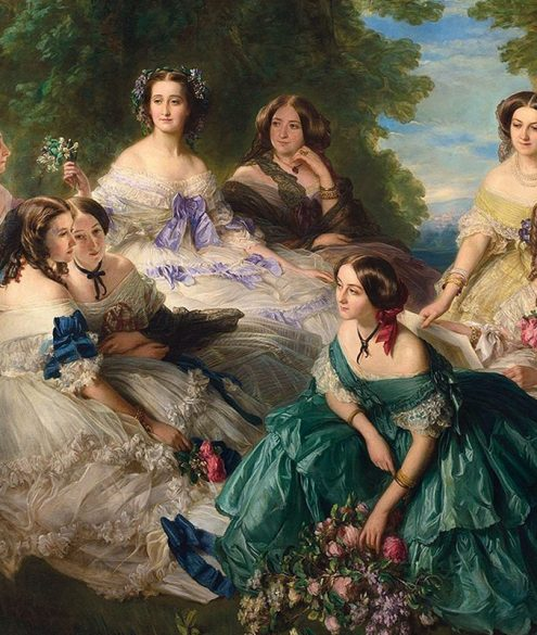 19th century. Women s headdresses and hairstyles · Fashion 7ee5826e0ae