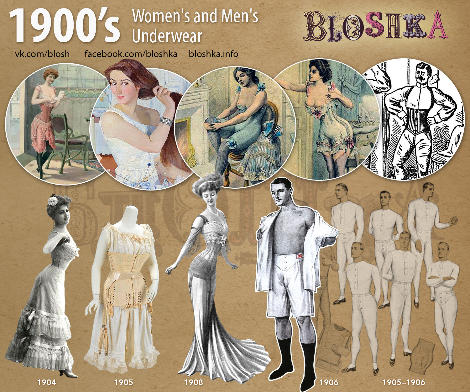 152f967b9d01 Women's and men's, headdresses and hairstyles, underwear, swimsuits and  bathing suits