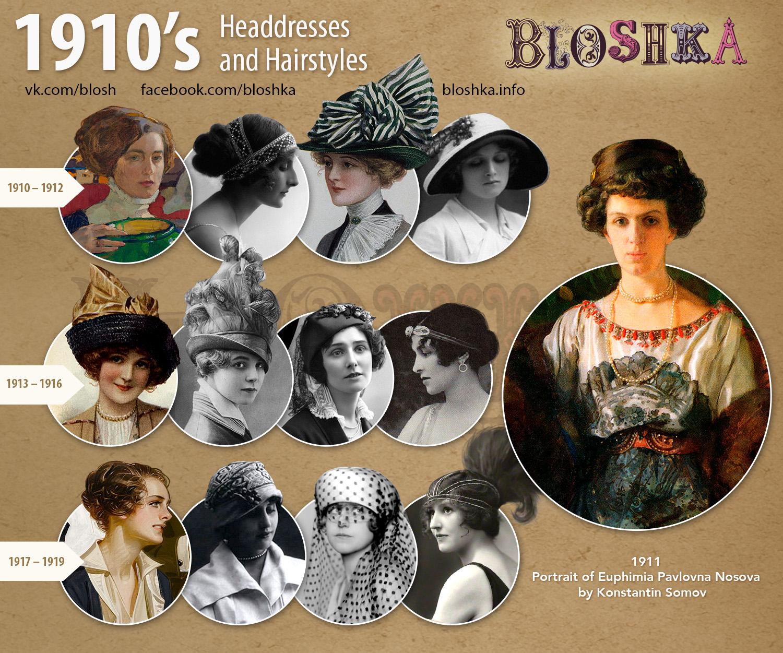 1910�s of fashion � bloshka