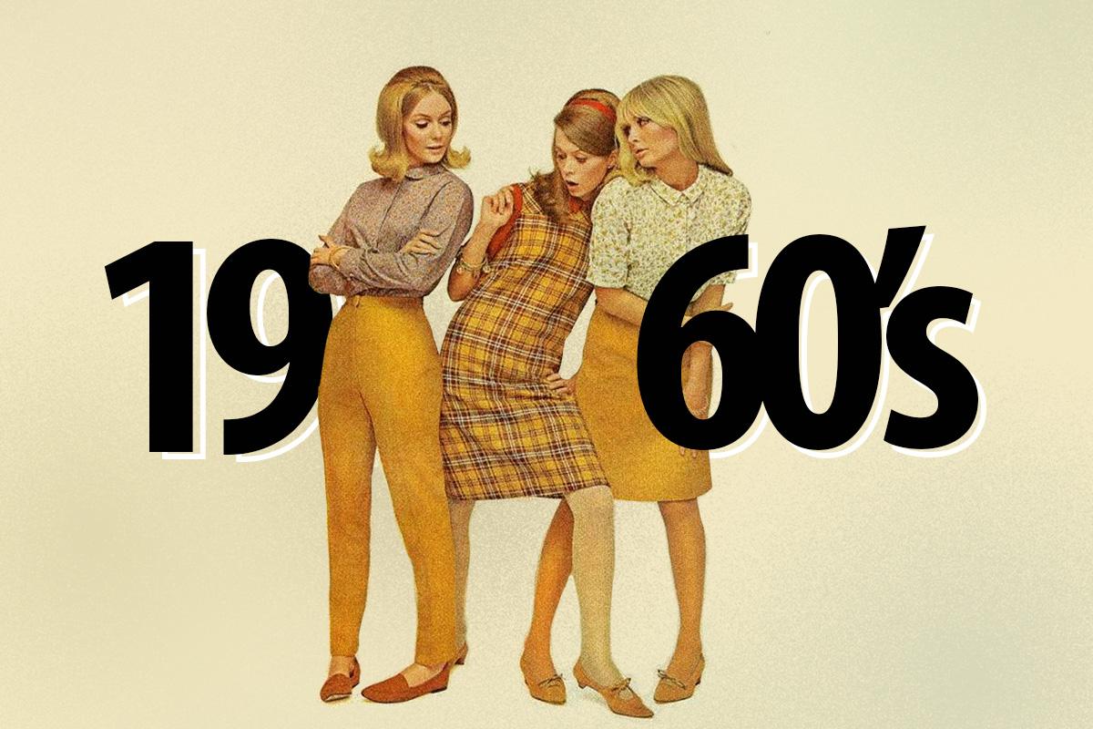 1960's of Fashion