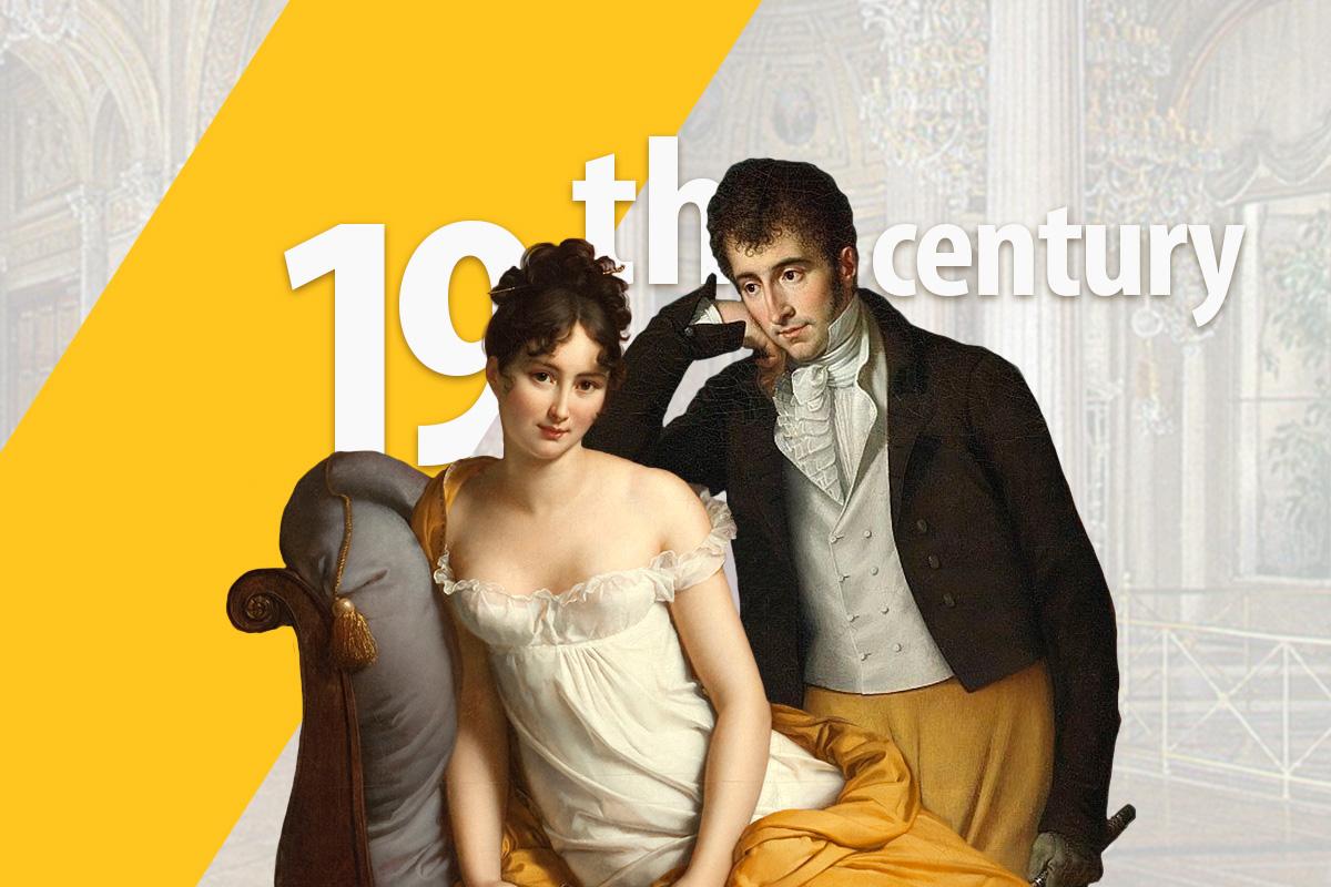 1800's – 1890's fashion